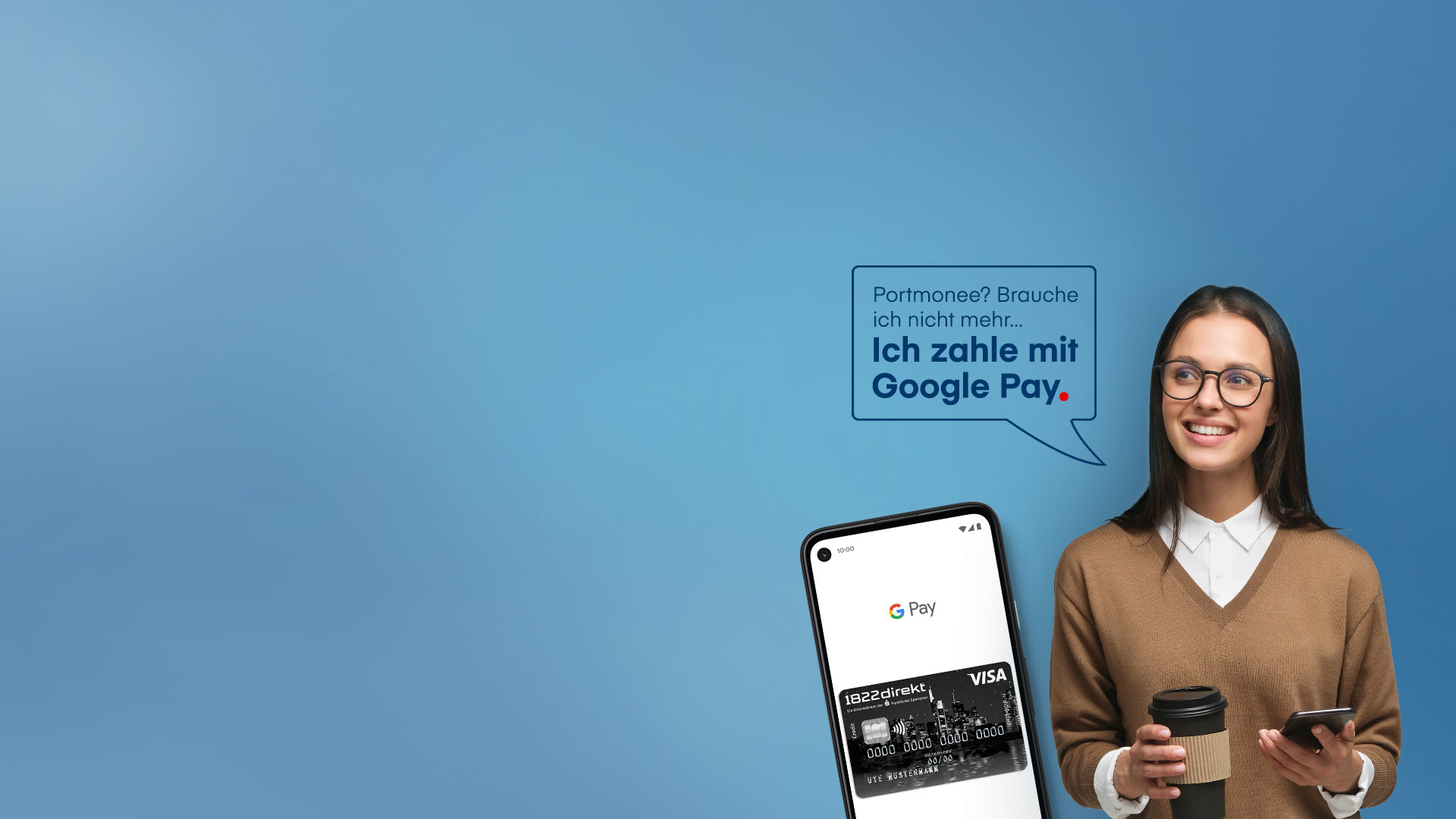 Google Pay - 1822direkt